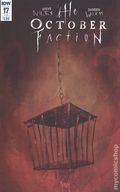 October Faction (2014 IDW) 17SUB