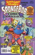 Spongebob Comics Annual Size Super Giant Swimtacular 4