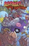 Teenage Mutant Ninja Turtles Bebop and Rocksteady Destroy Everything (2016 IDW) 3