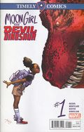 Timely Comics Moon Girl and Devil Dinosaur (2016) 1