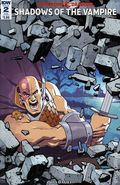 Dungeons and Dragons (2016 IDW) 2SUB