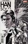 Star Wars Han Solo (2016 Marvel) 1C
