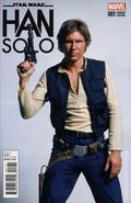 Star Wars Han Solo (2016 Marvel) 1E