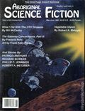 Aboriginal Science Fiction (1986) Volume 4, Issue 3
