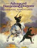 Advanced Dungeons and Dragons Oriental Adventures HC (1985 TSR) 1-1ST