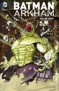 Batman Arkham Killer Croc TPB (2016 DC) 1-1ST