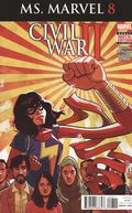 Ms. Marvel (2015 4th Series) 8A