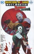 Suicide Squad Most Wanted Deadshot Katana (2016) 6