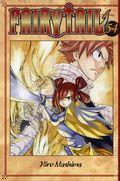 Fairy Tail TPB (2008 Del Rey/Kodansha Digest) 54-1ST