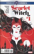 Timely Comics Scarlet Witch (2016) 1
