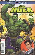 Timely Comics Totally Awesome Hulk (2016) 1