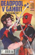 Deadpool vs. Gambit (2016) 1A