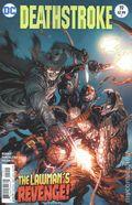 Deathstroke (2014 DC 2nd Series) 19