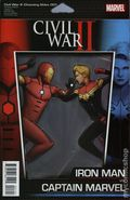 Civil War II Choosing Sides (2016) 1E