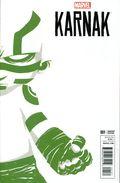 Karnak (2015 Marvel) 1H