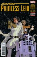 Star Wars Princess Leia (2015 Marvel) 3C