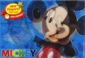 Disney Magnetic Post Card (2014-2016 Monogram) #24834