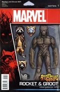 Rocket Raccoon and Groot (2016) 1G