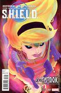 SHIELD (2014 Marvel) 4th Series 7C