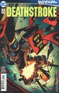 Deathstroke (2014 DC 2nd Series) Annual 2