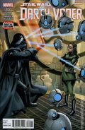 Star Wars Darth Vader (2015 Marvel) 22A