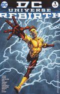 DC Universe Rebirth (2016) 1E