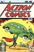 Action Comics (1938 DC) #1 Reprints 1-1991-50WHITE