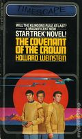 Covenant of the Crown PB (1981 Pocket Novel) A Star Trek Novel 1-1ST