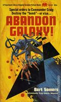Abandon Galaxy PB (1967 Paperback Library) 1-1ST