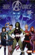 A-Force TPB (2015- Marvel) 1-1ST