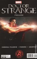 Marvel's Doctor Strange Prelude (2016) 1