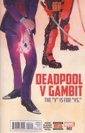 Deadpool vs. Gambit (2016) 2A