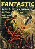 Fantastic (1952 Pulp) Volume 12, Issue 4