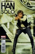 Star Wars Han Solo (2016 Marvel) 2D