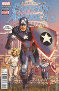Captain America Steve Rogers (2016) 1E