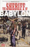 Sheriff of Babylon TPB (2016 DC/Vertigo) 1-1ST