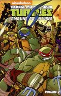 Teenage Mutant Ninja Turtles Amazing Adventures TPB (2016 IDW) 2-1ST