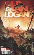 Old Man Logan (2016 Marvel) 8A