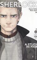 Sherlock A Study In Pink (2016 Titan) 2A