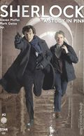 Sherlock A Study In Pink (2016 Titan) 2B