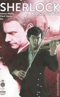 Sherlock A Study In Pink (2016 Titan) 2C