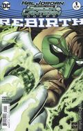 Hal Jordan and The Green Lantern Corps Rebirth (2016) 1A
