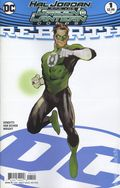 Hal Jordan and The Green Lantern Corps Rebirth (2016) 1B