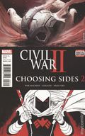 Civil War II Choosing Sides (2016) 2A