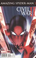 Civil War II Amazing Spider-Man (2016) 2A