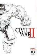 Civil War II (2016 Marvel) 3E