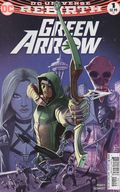 Green Arrow (2016 5th Series) 1C
