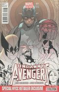 Uncanny Avengers (2012 Marvel Now) 1NYCC