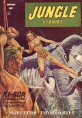 Jungle Stories (1938) Pulp Volume 3, Issue 6