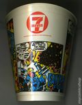 7-Eleven Marvel Super Heroes Collectible Cups (1975 Marvel) FANTASTIC4